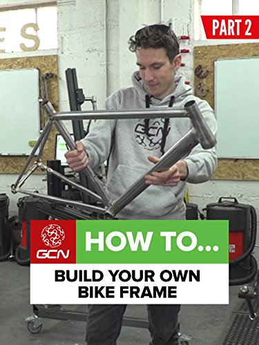 How To Build Your Own Bike Frame Part 2