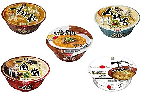 Amazon.com : TSUTA & NAKIRYU & IPPUDO & SUMIRE & SANTOKA ...