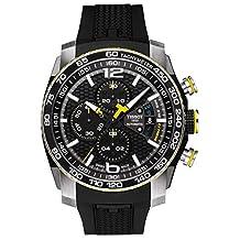 Tissot T079.427.27.057.01 PRS 516 Automatic Black / Yellow Men's Watch