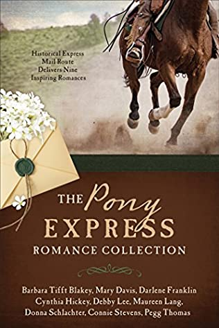 book cover of The Pony Express Romance Collection