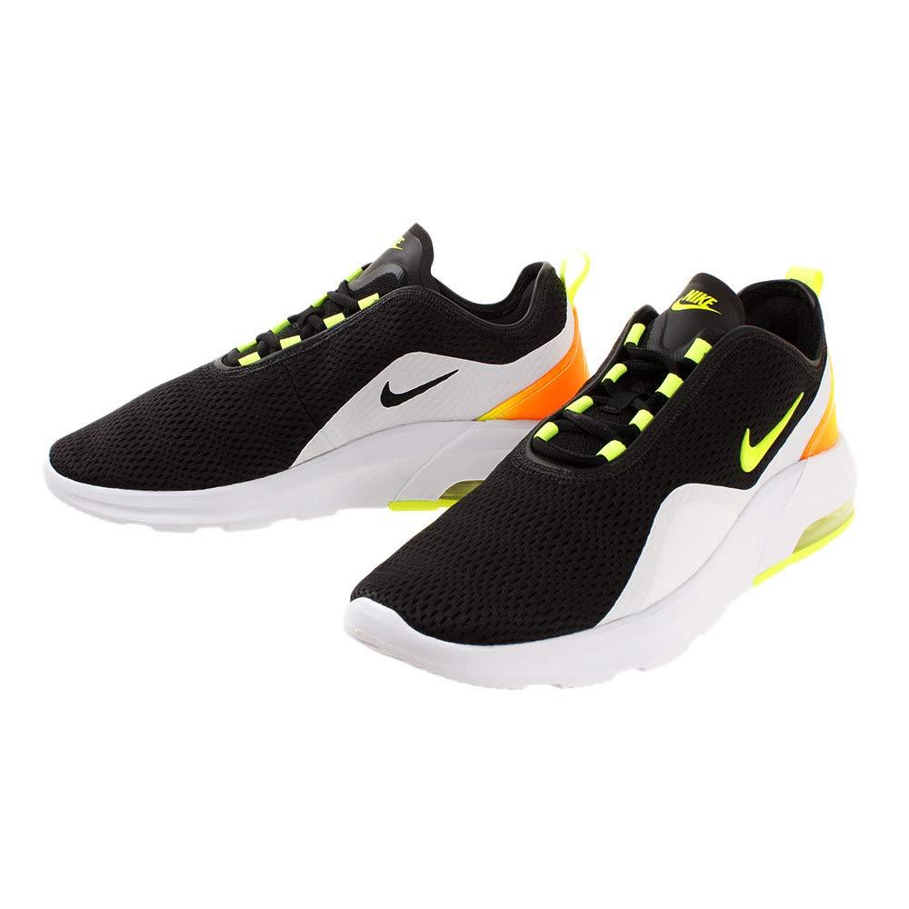 MultiCouleure (noir Volt blanc Total Orange 000) Nike Air Max Motion 2, Chaussures d'Athlétisme Homme 49.5 EU