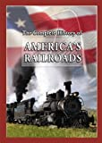 The Complete History of Americas Railroads - 4 Train Programs on 1 DVD