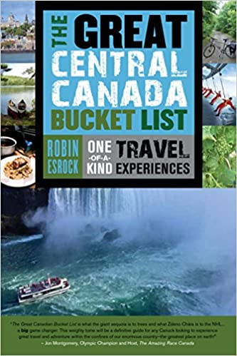 Utorrent Descargar The Great Central Canada Bucket List: One-of-a-kind Travel Experiences It Epub