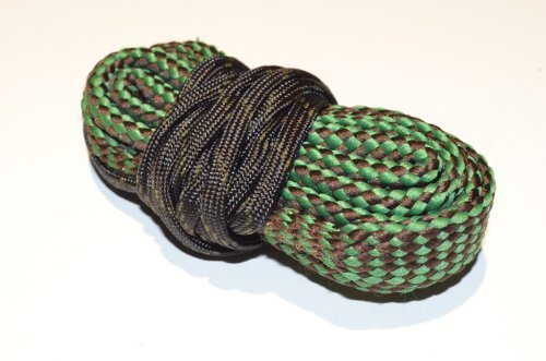 .22 .223 .25 CAL Bore Snake Cleaner Kit Cord Rope Brass