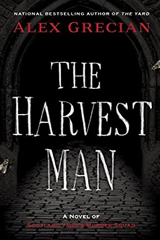 book cover of The Harvest Man