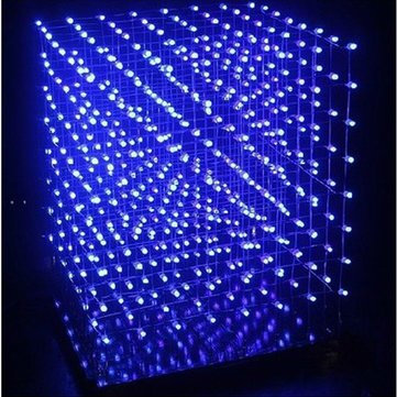 arduino-8x8x8-led-cube-Blue-by-Integrated-Dynamics-Kits
