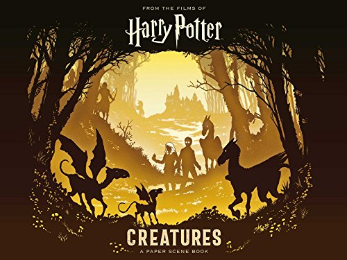 Harry Potter: Creatures: A Paper Scene Book