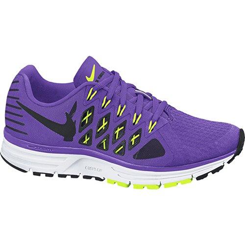 Nike Wmns Zoom Vomero 9 - Zapatillas para mujer Morado / Verde / Negro