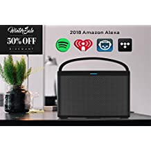 Zoomtak Amazon Alexa wifi bluetooth multiroom speaker (Amazon Alexa Speaker)