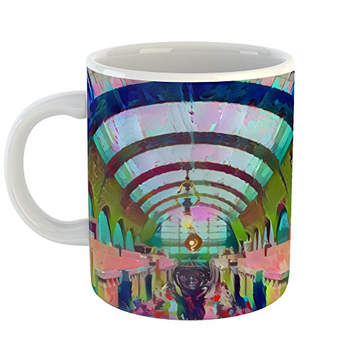 Cheap  Westlake Art - Coffee Cup Mug - Musee Dorsay - Modern Abstract..