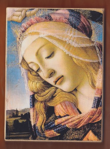 The Madonna of the Magnificat, 1483-85, Sandro - Botticelli Madonna