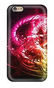 Premium Iphone 6 Case - Protective Skin - High Quality For Rainbow Abstract Kimberly Kurzendoerfer