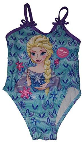 Toddler Girls Disney Frozen Elsa 1 Piece Swimsuit - 3T