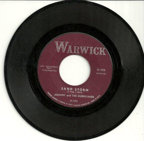 Beatnik Fly/Sand Storm (VG/VG- 45 rpm) ()