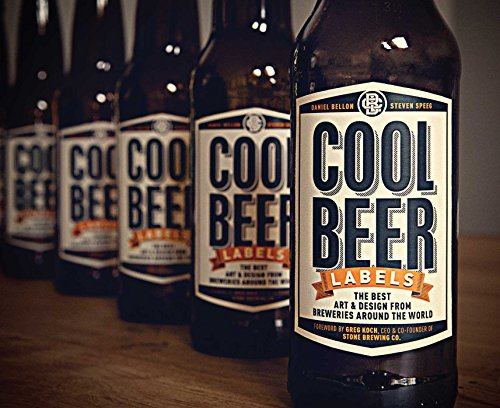 Cool Beer Labels: The Best Art & Design from Breweries Around the World]()