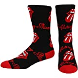 Rolling Stones- Logo Repeat Socks Size ONE SIZE