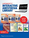 img - for The Lippincott Interactive Anesthesia Library on DVD-ROM: Version 5.0 book / textbook / text book