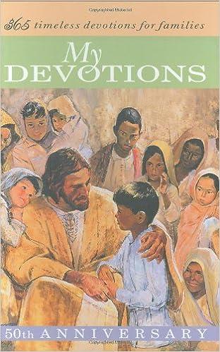 Read online My Devotions: 365 Timeless Devotions for Families PDF, azw (Kindle)