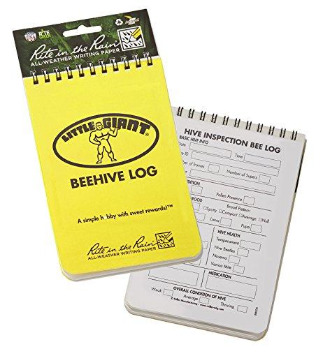 Little Giant Farm & Ag BEELOG Beehive Log