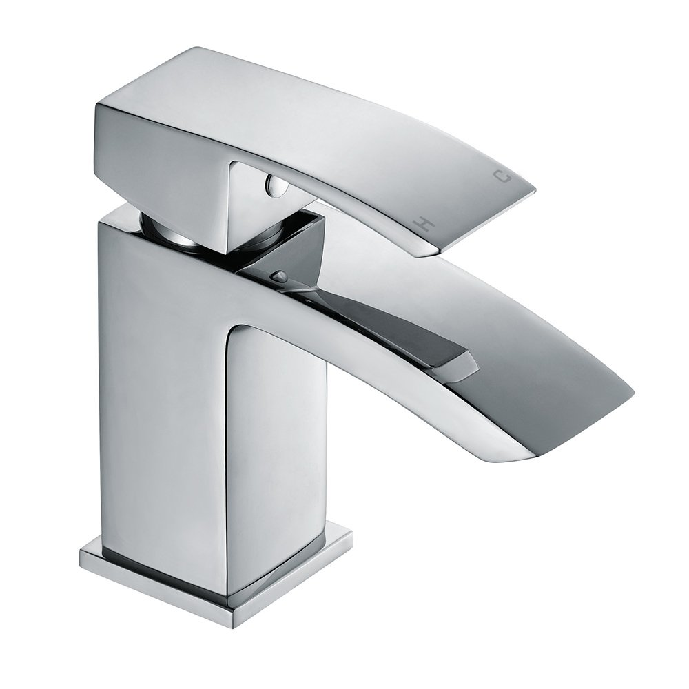 Best bathroom mixer taps - Ibathuk Chrome Basin Sink Mixer Tap Modern Bathroom Lever Faucet Tb93 Ibathuk Amazon Co Uk Diy Tools