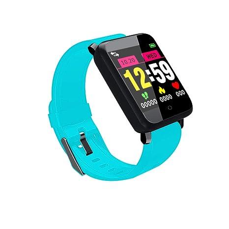 Amazon.com: FEDULK Smart Watch Waterproof Sports Fitness ...
