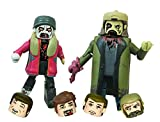 Diamond Select Toys Jay and Silent Bob Zombie Minimates Action Figure (Pack of 2)