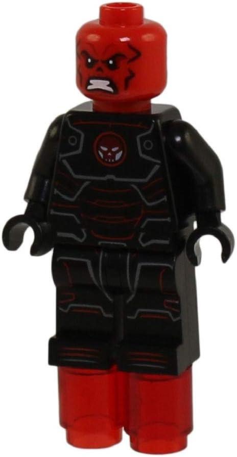 LEGO Marvel Black Panther Movie Killmonger Minifigure Loose