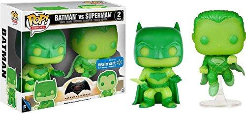 Funko Pop Batman Vs. Superman Glow
