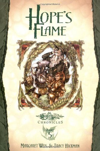 Download Hope's Flame: Dragons of Spring Dawning, Vol. 1 (Dragonlance Chronicles, Part 5) ebook