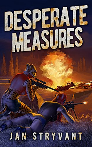 Desperate Measures (The Valens Legacy Book 8) cover