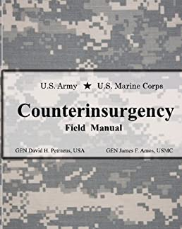 u s army u s marine corps counterinsurgency field manual david h rh amazon com u.s. army/marine corps counterinsurgency field manual marine corps field manuals land navigation