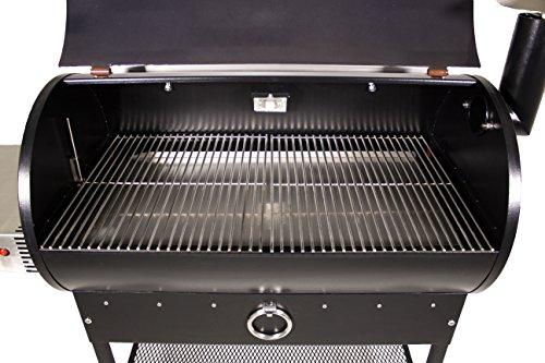 REC TEC Wood Pellet Grill - Featuring Smart Grill ...