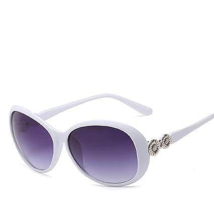 BiuTeFang Gafas de Sol Mujer Hombre Polarizadas Gafas de Sol de Tendencia Clásica Generoso Sol Gafas