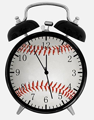 Baseball Alarm Desk Clock 3.75