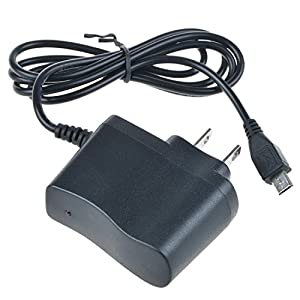 AT LCC AC / DC Adapter For Oakley 2GB 4GB 8GB Sunglasses MP3 Player Power Supply Cord Cable PS Charger Mains PSU