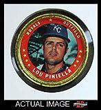 1971 Topps Coins # 152 Lou Piniella Kansas City Royals (Baseball Card) Dean's Cards 3 - VG Royals