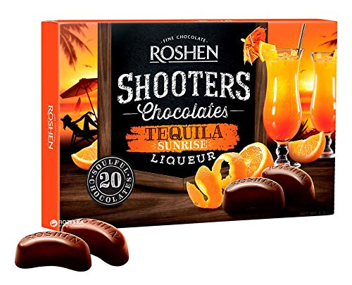 (Roshen Shooters Chocolate - Tequila (5.3 oz))