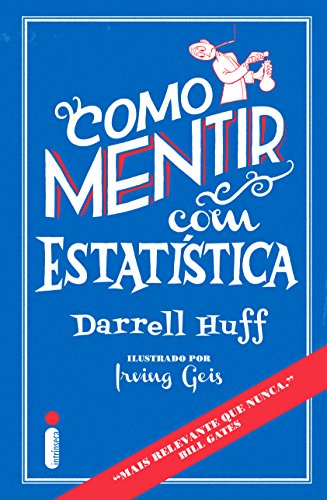 eBook Como mentir com estatística