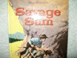 img - for Walt Disney's Savage Sam (A Big Golden Book) book / textbook / text book