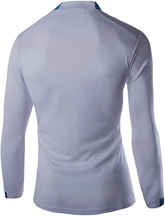 BBsmile Sudaderas con Capucha para Hombre Casual para Hombres Otoño Invierno Manga Larga Camiseta Speed Dry Top Blouse