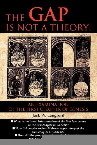 The Gap Is Not A Theory! [Paperback] [2011] (Author) Jack W Langford