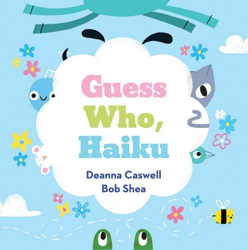 Book Cover: Guess Who, Haiku