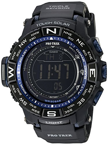 Casio PRW 3500Y 1CR Quartz Digital Display