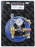 GENTEC 195AR-60-6HSP Heavy Duty ''MIG MASTER'' Flowmeter Regulator