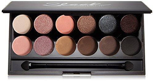 Sleek Makeup i-Divine Lidschatten Palette Oh So Special mit Spiegel, 1er Pack (1 x 13 g)