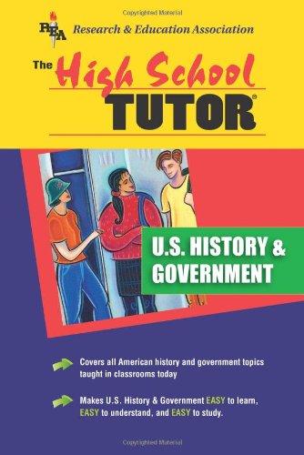 U.S. History and Government Tutor (High School Tutors Study Guides)