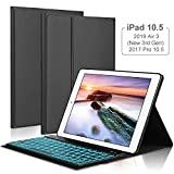 "iPad Keyboard Case for iPad Air 2019( 3rd Gen)10.5"" /iPad Pro 10.5 2017,OYOSUOGG"