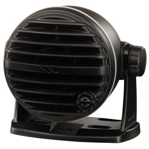 Speaker, Fixed, Mount, Black, VHF