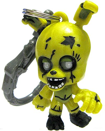 amazon com five nights at freddy s fnaf hangers series 2 plushtrap