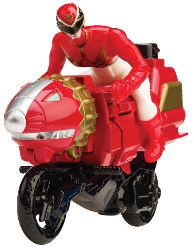 Power Rangers Megaforce Sky Lion Red Ranger Cycle